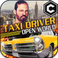Crazy Open World Driver – Taxi Simulator v2.8 Hileli Apk