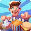 Idle Food Restaurant Tycoon Empire Game v1.00 Hileli Apk