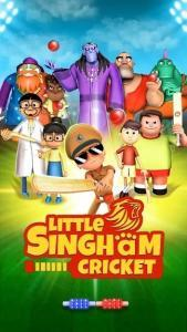 Little Singham Cricket ss1