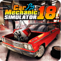 Car Mechanic Simulator 18 v1.2.1 Mod Apk – Para Hileli